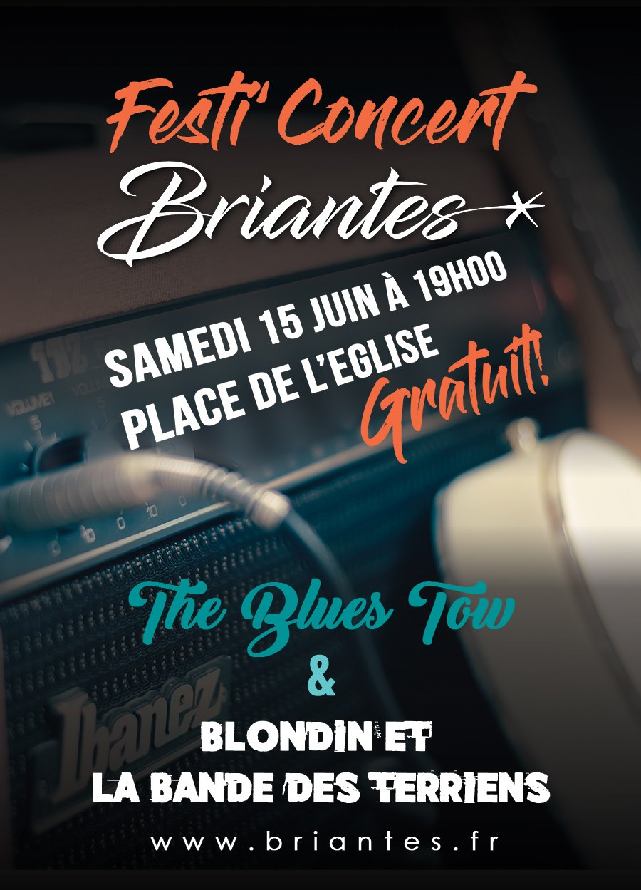 Festi-Concert ce samedi à Briantes !